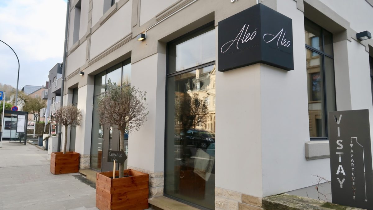 Review: Gorgeous new Greek restaurant Aleo