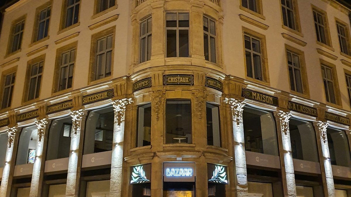 Bazaar Is This The Hottest New Restaurant In Luxembourg